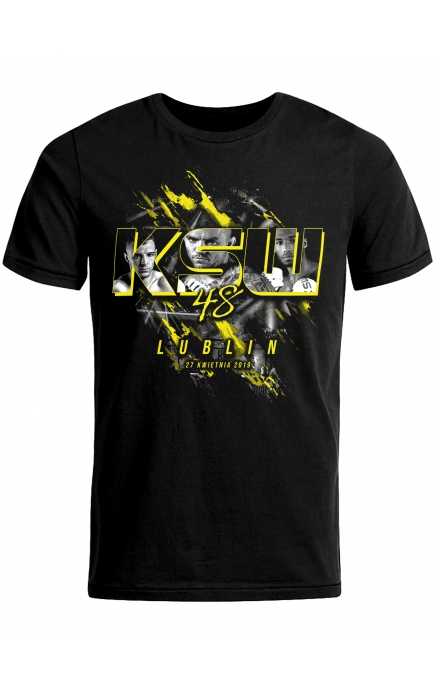 COLLECTIBLE T-SHIRT KSW 48