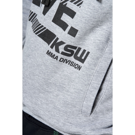 Kieszeń bluzy szarek KSW CLASSIC