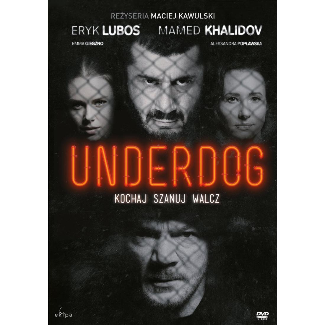 Płyta DVD Underdog