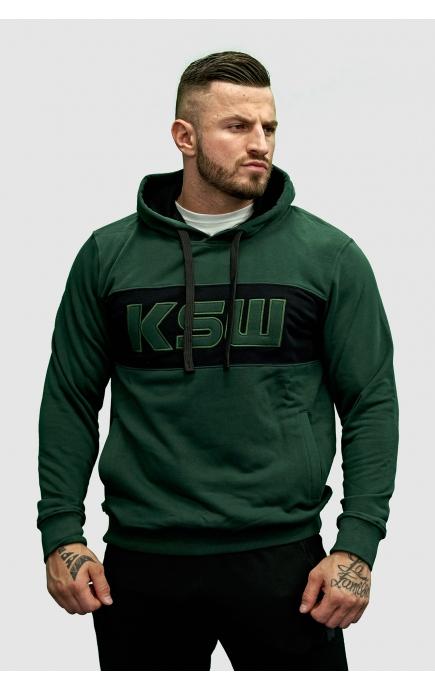 Bluza zielona KSW BASIC