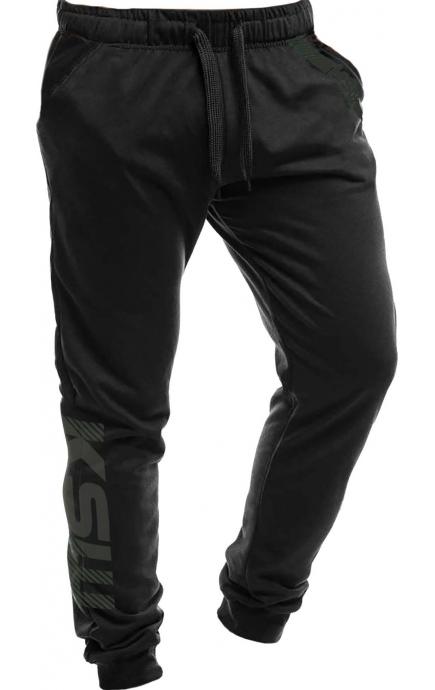 Spodnie czarne KSW CLASSIC 2