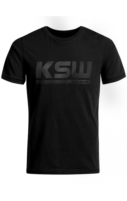 T-shirt Blackest Black