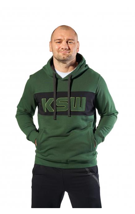 Bluza z kapturem KSW BASIC