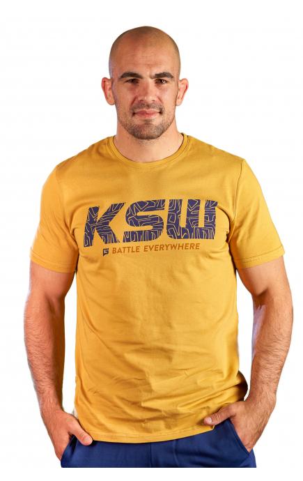 T-shirt męski SOLID LOGO