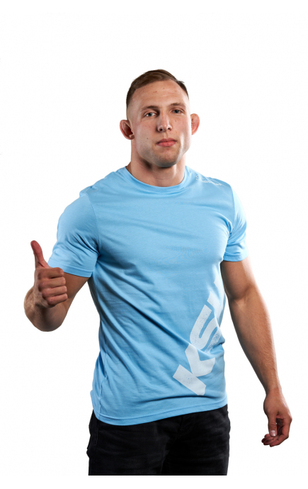 T-shirt męski KSW SPRAY