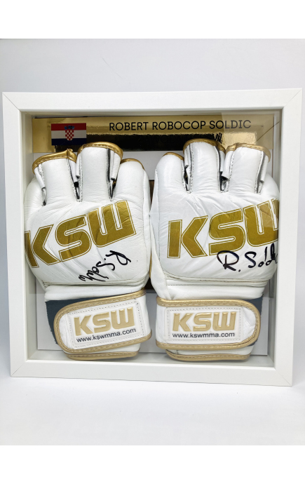 Rękawice MMA KSW Legends -...