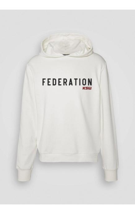 Bluza z kapturem KSW FED-2