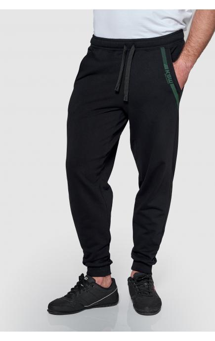 Spodnie czarne KSW CLASSIC
