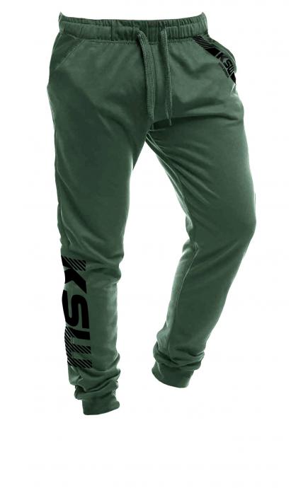 Spodnie zielone KSW CLASSIC