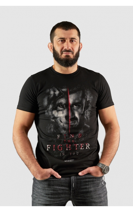 T-shirt Mamed Khalidov